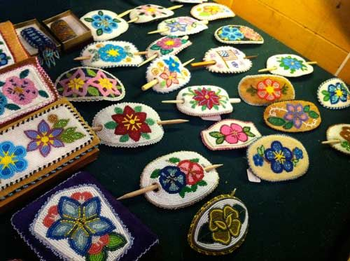 Nenana: Genuine Alaska Athabascan Native art, including beadwork and baskets, is available for sale at the Nenana Cultural Center. | Flickr - Photo Sharing!