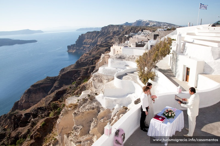 Agia Irini   #Casamento #Santorini