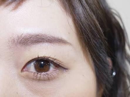 黒髪の眉毛色は?眉マスカラ・眉メイクの書き方まとめ【茶色・グレー ... 黒髪にしたら眉毛の色を変えるべし!眉マスカラやペンシルは暗めにする!