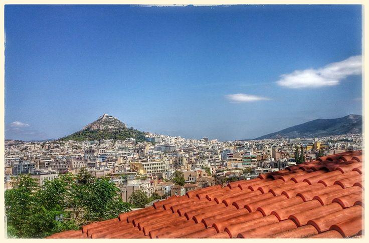 View from Anafiotika / Athens