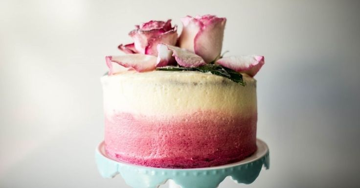 In the great, delicious history of cakes that have been baked, never has there ever been one so perfectly suited for Valentine's Day as this Crystalized White Rose Cake. Many cakes have tried to be th...