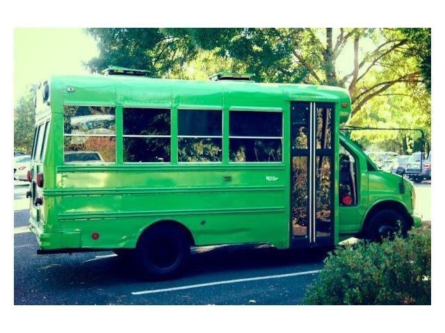Square Footage? - School Bus Conversion Resources
