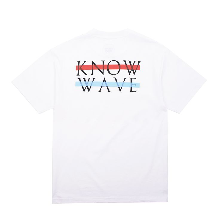 Classic premium cottonTwenty T-Shirt from Know Wave  from the critically acclaimed movie 'Good Times' capsule collection.    - 100% premium cotton construction   - print at chest & sleeve   - limited edition   - made in USA...