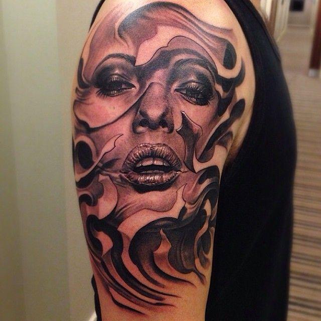 Pin By Jen Duffy On Tattoos: Josh Duffy #tattoos #sullenartcollective Www