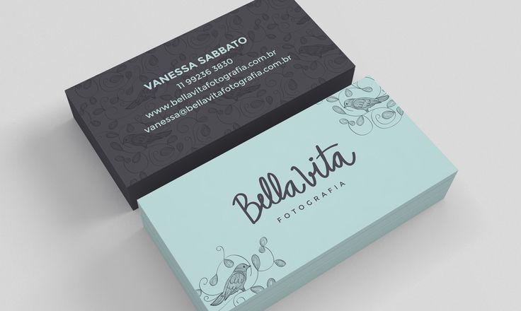 Bella Vita: um nome para pequena empresa de fotografia que evoca a beleza de viver