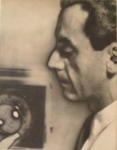 MAN RAY - Man Ray Self-Portrait [solizaration]
