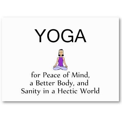 Yoga ...a way of life