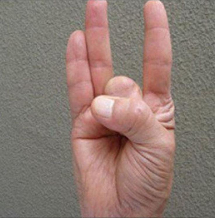 Le Yoga des doigts, vous connaissez? Il fait des merveilles pour votre santé!