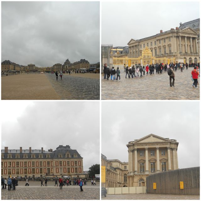 Palace de Versailles.  The Adventures of Kathryn: I've Got You And Paris On My Mind: Part One
