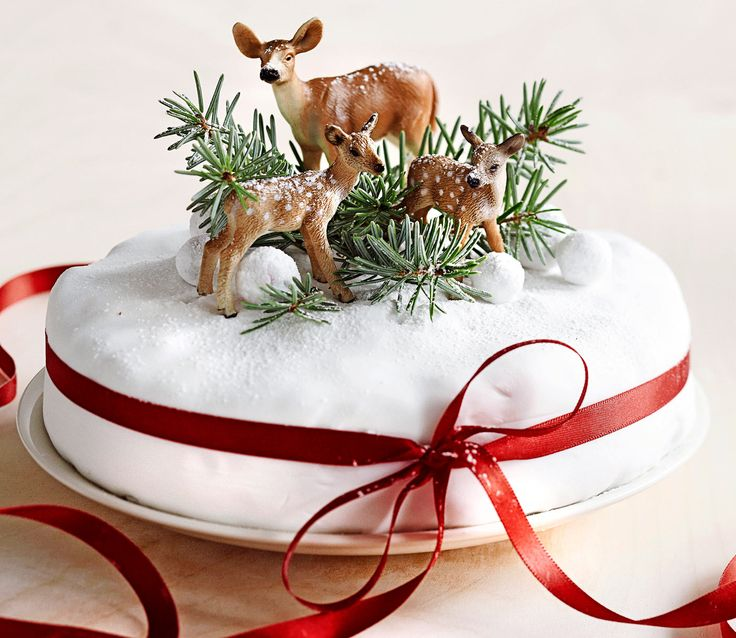 Kotivinkin lukijoiden joulukakkujen suosikkireseptit - englantilainen hedelmäkakku, sacherkakku ja jouluhalko. Kurkkaa parhaat joulukakkuohjeet ja kivat tarinat!