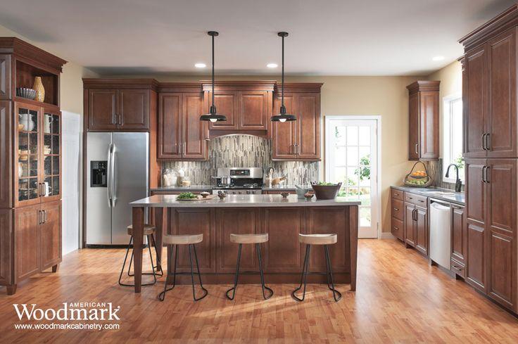Charlottesville Cherry Spice Kitchen Kitchen Inspirations Pinterest Kitchens