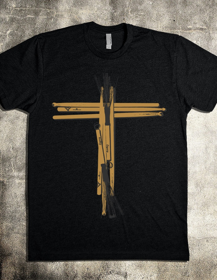 575 best ideas about drum stuff on pinterest drums drum for Making band t shirts