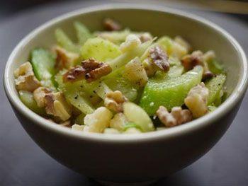 салат из сельдерея рецепт