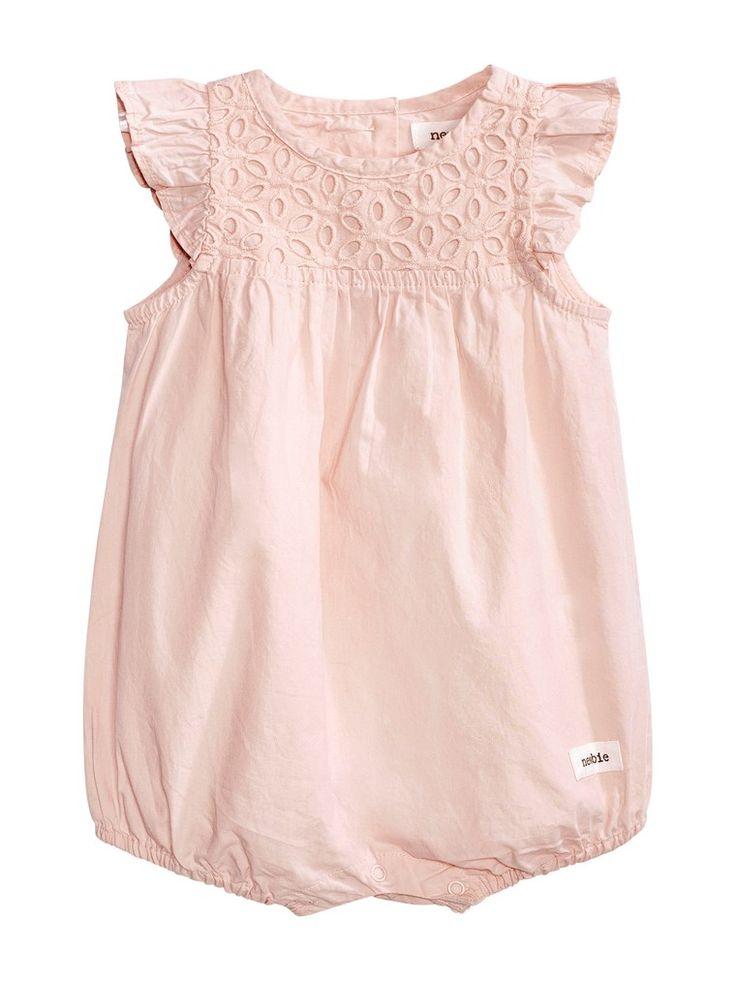 Jumpsuit, Pink, Kids - KappAhl