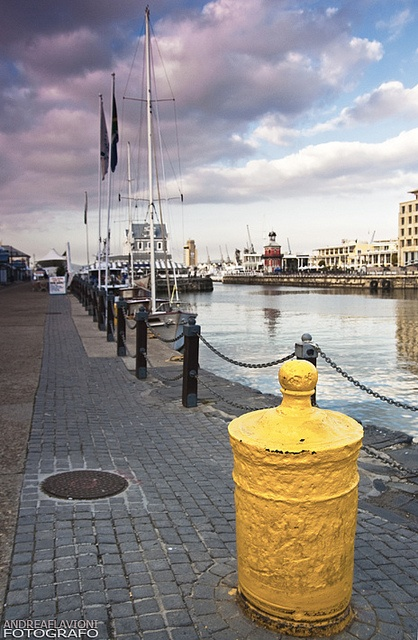 cape town harbour by Andrea Flavioni Photographer, via Flickr #LoveCapeTown