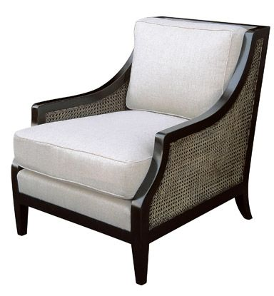 Oly Sam Chair - Fabric can be specified.  Great in pairs for living room or in reading nooks in bedrooms.