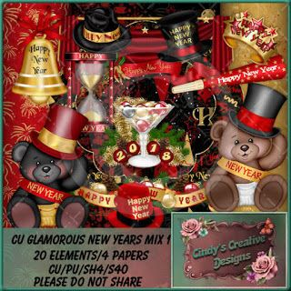 """CCDesigns: New In Store's """"Glamorous New Years Mix 1 (TS/CU/S..."""
