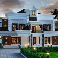 تصميم منازل خارجي House Styles House Home