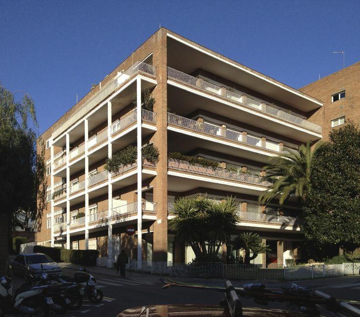 Mitjans - Vallmajor Street    Taken by 08023 Architects - Barcelona   #Architects #Mitjans