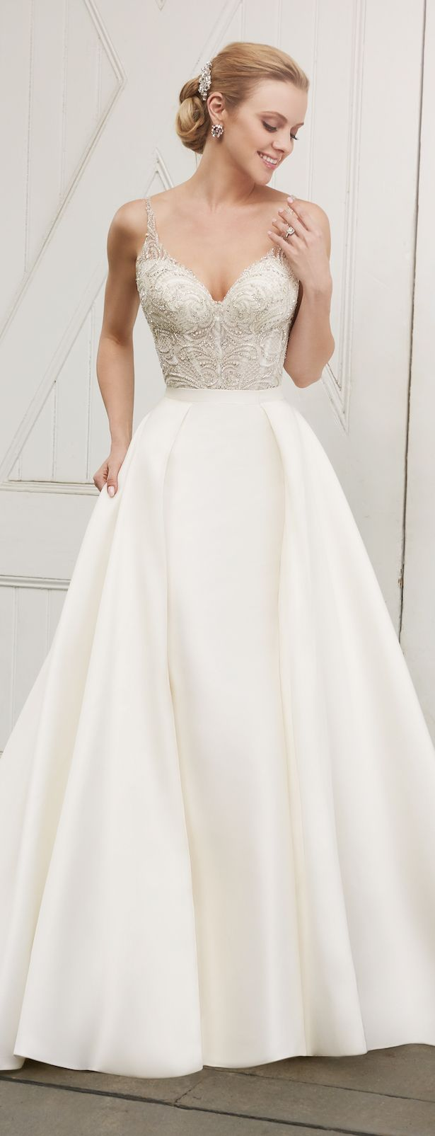 472 best Wedding Dresses & Accessories images on Pinterest ...