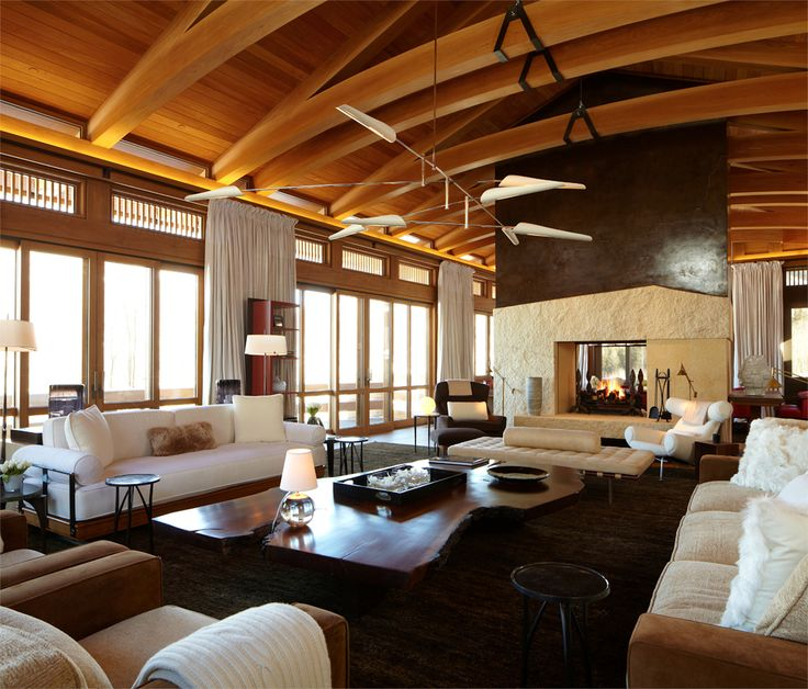Home aspen and search on pinterest for Aspen interior design firms