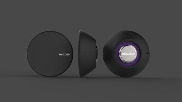 Incase Mobile Speaker on Behance