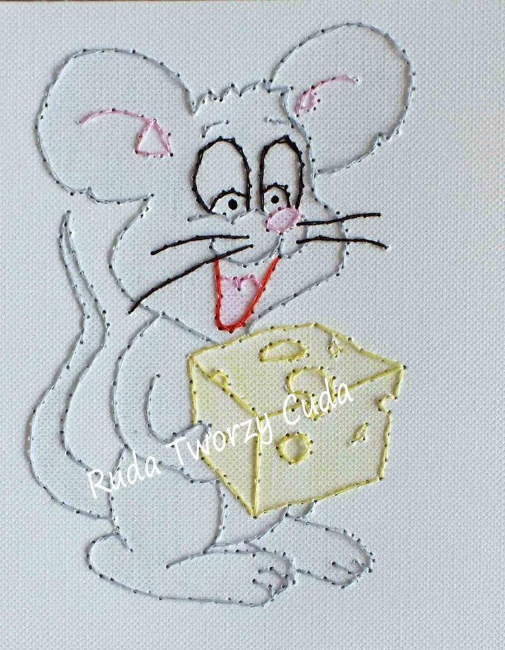 Myszka z serkiem