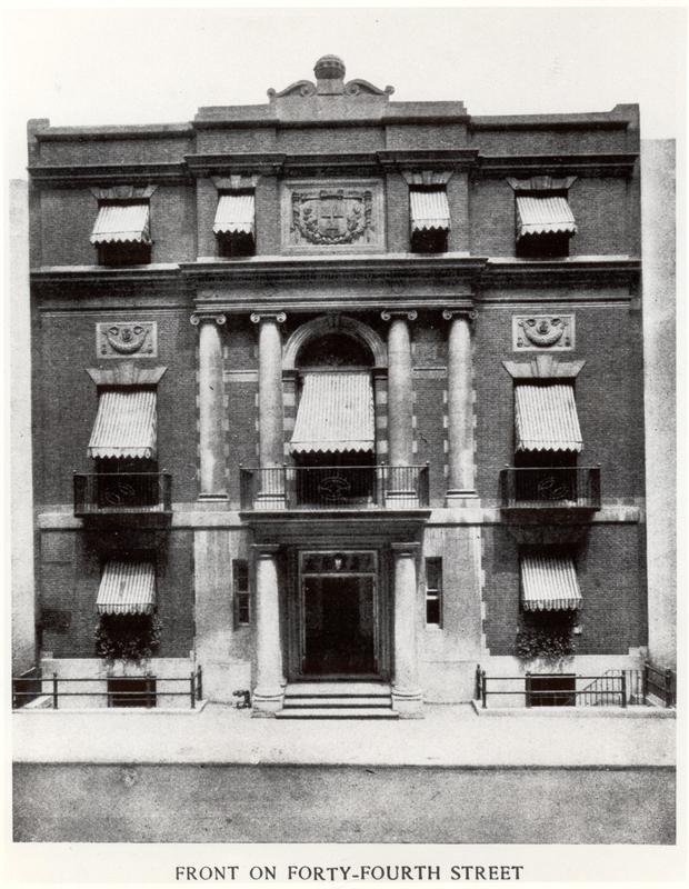 Harvard Club of New York City