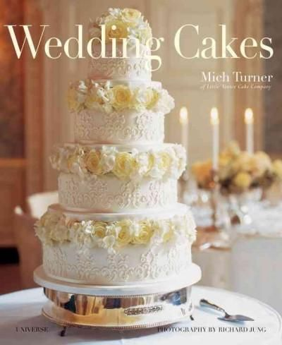 Mich Turner is Londons top cake designer for society and celebrities alike. She has refined a simple and modular approachstart with a dozen basic recipes and let the icing, glazes, and finishing touch