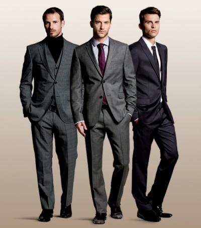 Men in suits ♥✤