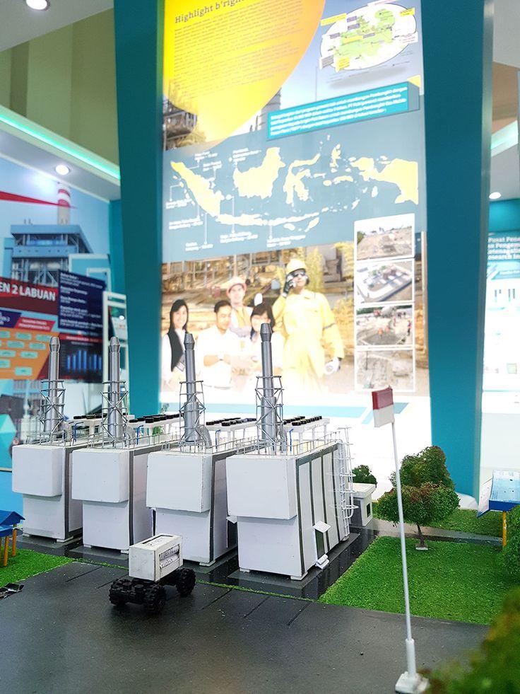 Pameran Indonesia Business and Development Expo (IBDExpo) 2016 – PT PLN (Persero) - Desain & Produksi Booth Stand Pameran | mandiricitra.comDesain & Produksi Booth Stand Pameran | mandiricitra.com
