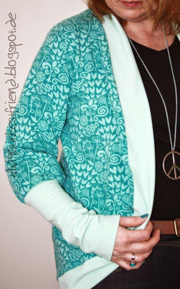 10 best Nähen - Bluse Verano images on Pinterest | Summer, Blouses ...