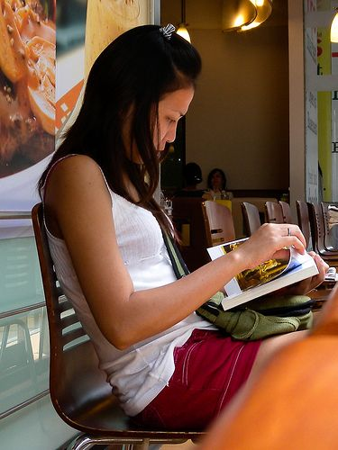 GB-in-TH - Avid Reader @ Black Canyon | Flickr - Photo Sharing!