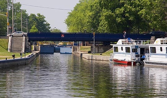 Bobcaygeon  The Locks...can't wait to go back :)