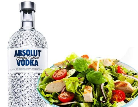 Today is National Vodka Day  and what a great day to celebrate with a nice glass…