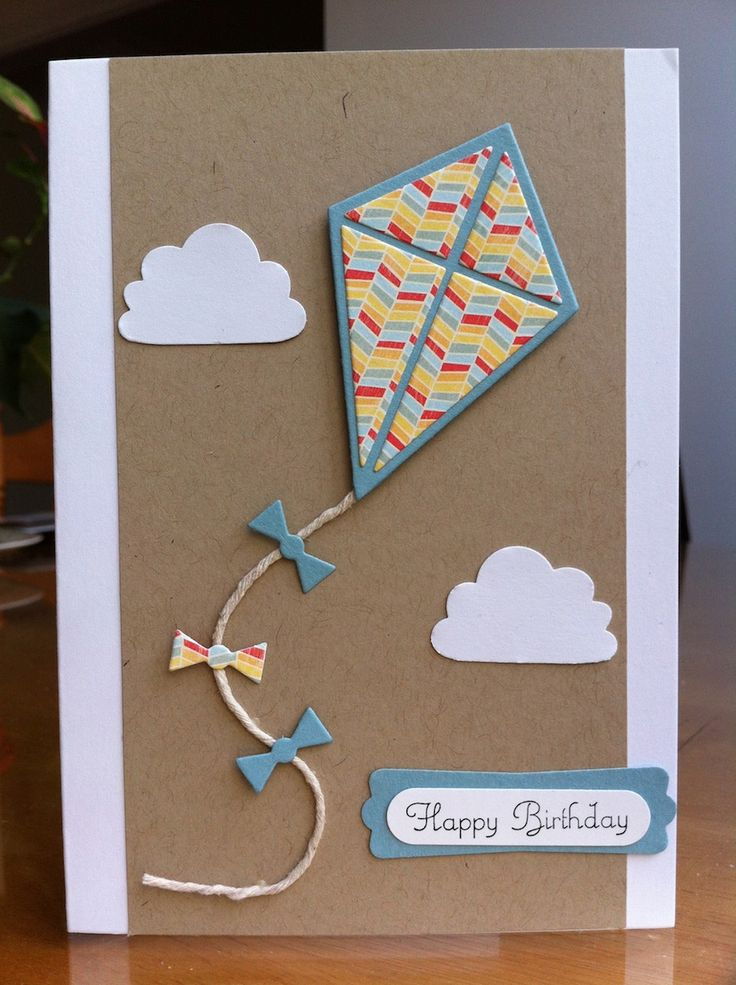 Deelish Designs: Come Fly A Kite Card?