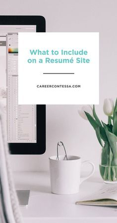 The key to any job search is to establish your online presence as soon as possible. Start small with a resume cover page from Squarespace. Click to learn how to make one on CareerContessa.com #spon