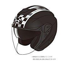 オージーケーカブト(OGK KABUTO)バイクヘルメット ジェット ASAGI SPEED (スピード) フラットブラック (サイズ:XL)
