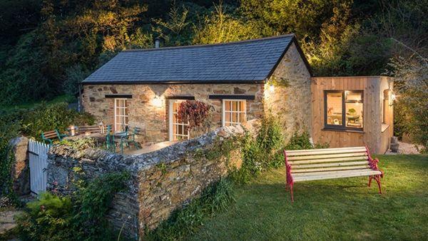 Ένα σπίτι βγαλμένο από όνειρο!Δείτε το εσωτερικό του και θα καταλάβετε!