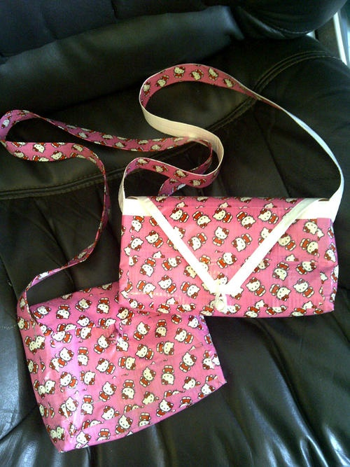 Duct Tape Purse