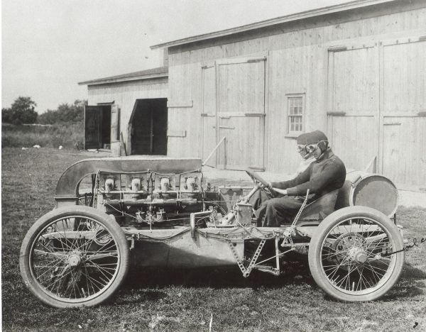 Automotive History: Eddie Rickenbacker – Honestly, What DIDN'T He Do?