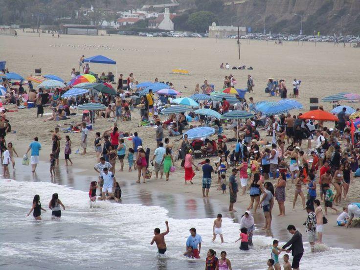 #SantaMonica Beach #LAX
