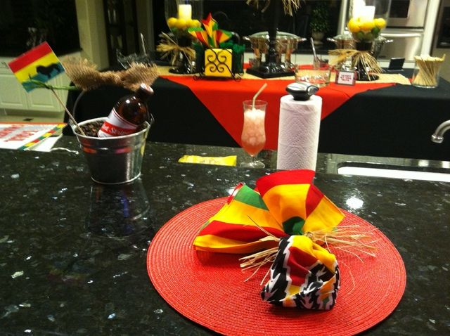 38 Best Jamaican Themed Party Images On Pinterest: 17 Best Images About Rasta Party On Pinterest