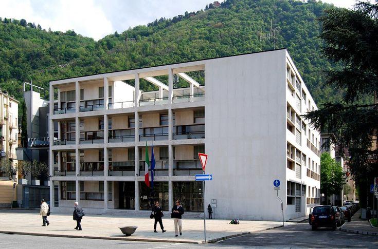 AD Classics: Casa del Fascio / Giuseppe Terragni (1)