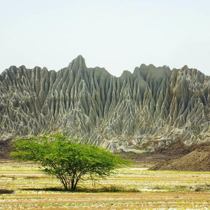 Martian Mountains of Konarak; Konarak County, Sistan and Baluchestan Province, Iran (Persian: کوه های مریخی کنارک؛ شهرستان کنارک، استان سیستان و بلوچستان) Photo by: M. Esfandiar