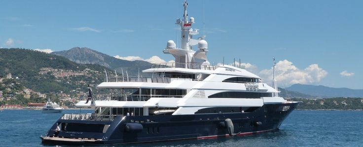 super yacht Amevi - Lakshmi Mittal