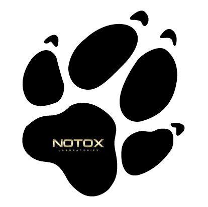 """NOTOX Laboratories E' AMICO DEGLI ANIMALI!!!  Nel nostro disciplinare è presente la seguente dicitura: """"In tutti i prodotti della linea NON DEVONO RISULTARE PRESENTI componenti a cui sono ascrivibili le seguenti frasi inerenti rischi ambientali: R55: TOSSICO PER LA FAUNA"""" !! Come voi anche i vostri animali domestici sono sempre a contatto con superfici che, se pulite con prodotti con componenti di tossicità, possono provocare danni nel tempo!"""
