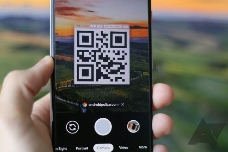 How To Scan Qr Codes On Android Qr Code Scanner Coding Pixel Phone