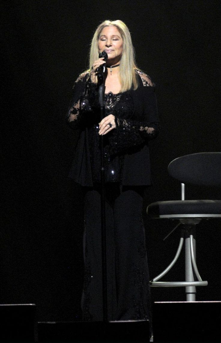 Two hundred lucky people (who need people) filled the Clive Davis Theater at The Grammy Museum in Los Angeles on Thursday night for a Q&A with the legendary Barbra Streisand. The conversation was conducted by Bob Santelli, the museum's Executive Director. The museum has hosted Q&As with major artists