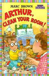 Arthur and the baby book